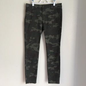 Sanctuary Camouflage Camo Pants 30 XP9018W3906